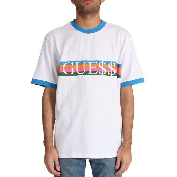 f31653370f5b Guess x ASAP ROCKY Shirt (limited edition). Guess.  M_5b345311409c15602c763d1d. M_5b3453139fe4863ba98e4313.  M_5b345315aaa5b8b0757f9f45